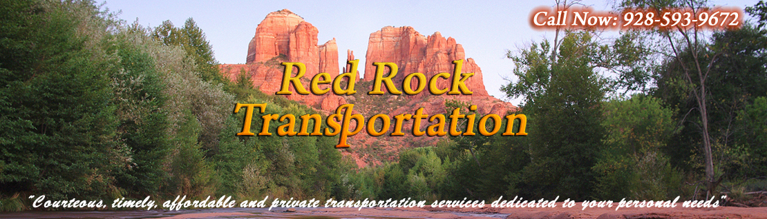 Red Rock Transportation Logo